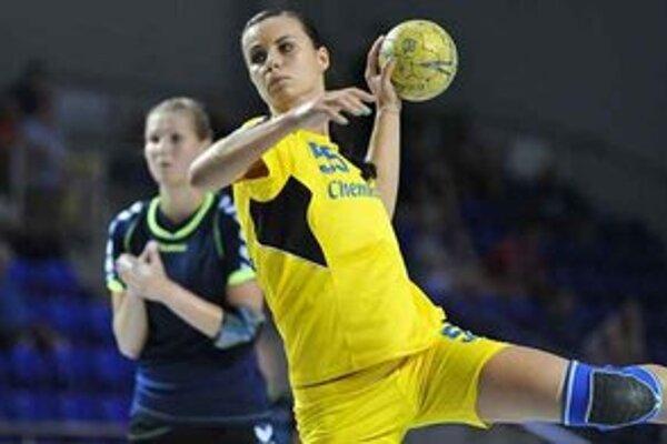 Na turnaji v Maďarsku vsietila 10 gólov. Krídelníčka Tatiana Trehubovová skórovala v každom stretnutí.