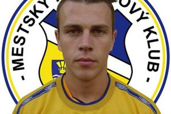 Zaznamenal hetrik- Tomáš Čižmár strelil svoje prvé góly v drese MFK.