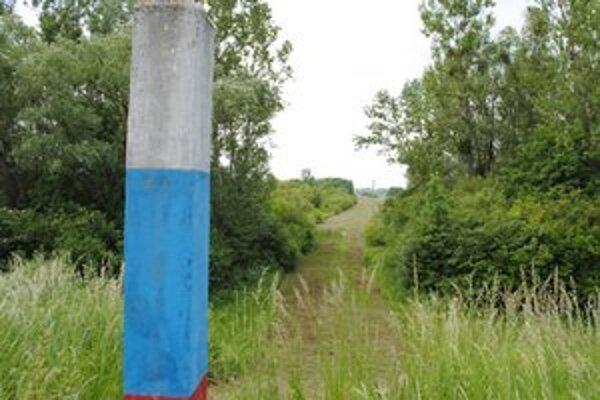 Hranica s Ukrajinou. Virtuálny plot za 3,4 milióna eur sa tiahne v severnej časti hranice.