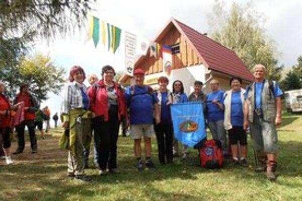 Stretnutie na Bani. Michalovskí turisti sa zúčastnili piateho stretnutia priaznivcov KST.