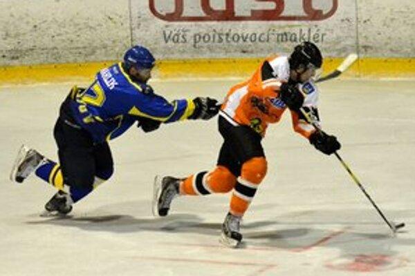 V Prešove ťahali za kratší koniec. Michalovčania inkasovali poltucet gólov.