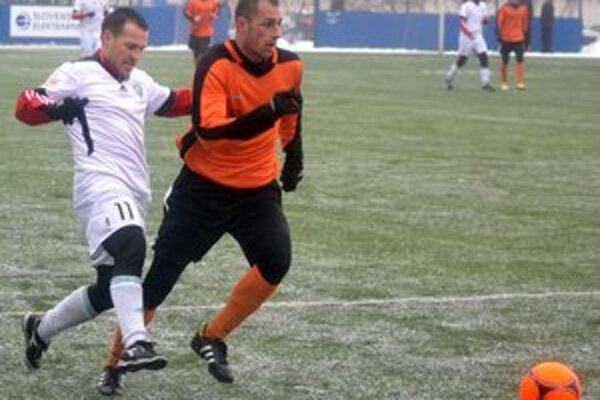 Stanislav Smrek. Vrátil sa po takmer piatich rokoch.