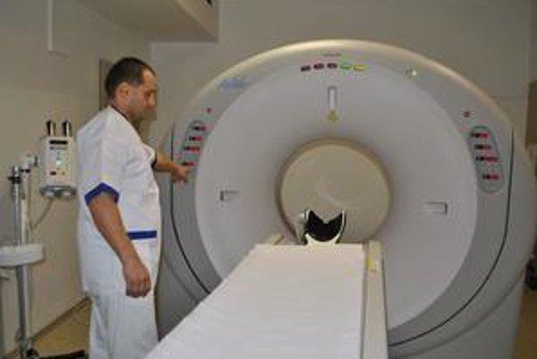 O nový CT prístroj má zatiaľ záujem 14 zdravotníckych zariadení naprieč Slovenskom.
