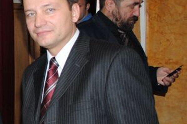 Alexander Ernst vyhral konkurz na humenského prednostu.