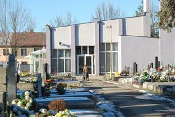 Mestský cintorín. S výstavbou nového cintorína začne samospráva už tento rok.