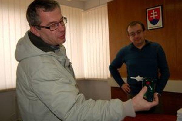 Fúkanie? Normálka! Za normálnu vec považuje fúkanie bezpečnostný technik Jozef Kereštan.