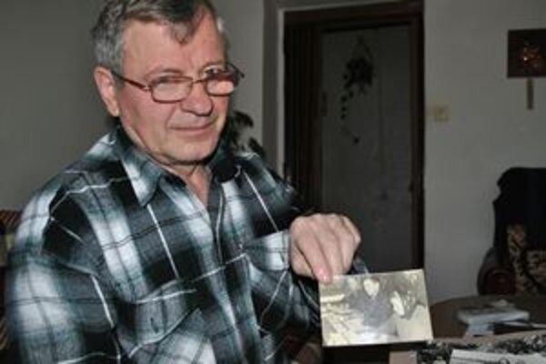 Michal Roháľ sa sedem rokov s rodinou nedokázal dostať z postihnutej oblasti.