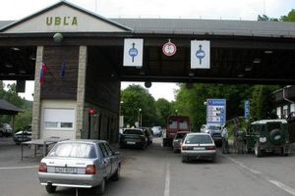 Hranica v Ubli. Slovensko a Ukrajina plánujú výstavbu nového priechodu.