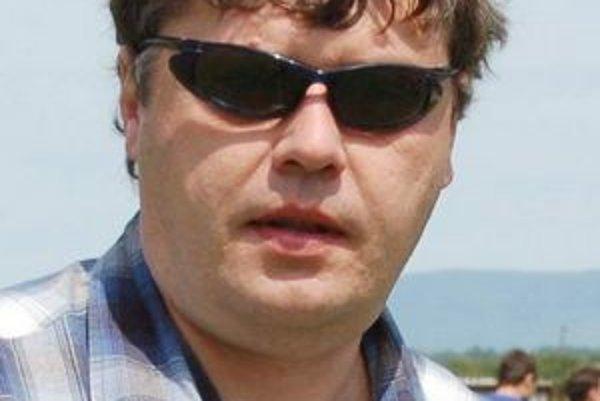 Igor Šoltinský. Šéf MFK Zemplín.