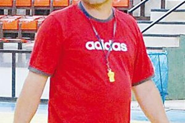 Tréner Michaloviec Pavol Jano. V utorok jeho zverenci podľahli Gyöngyösu.