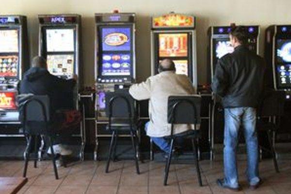 Herne. Mesto očakáva z prevádzky automatov príjem až 450-tisíc eur.