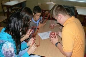Moderné metódy výučby. Hra napomáha učeniu.
