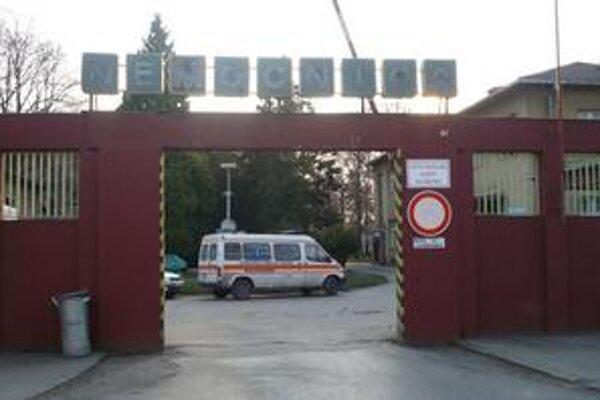 Nemocnica A. Leňa. Od 1. mája v nej prepustia 29 zamestnancov.