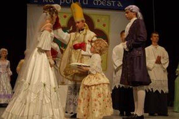 Baroková svadba sa uskutoční už tento piatok v centre Michaloviec.