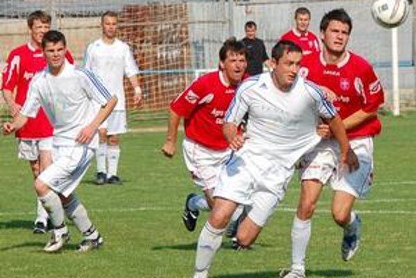 Strieborný princ. Futbalisti Borše obsadili v uplynulom ročníku výborné druhé miesto.