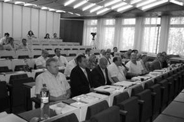 Michalovskí poslanci podržali investície mesta do opravy verejného osvetlenia a futbalového štadióna.