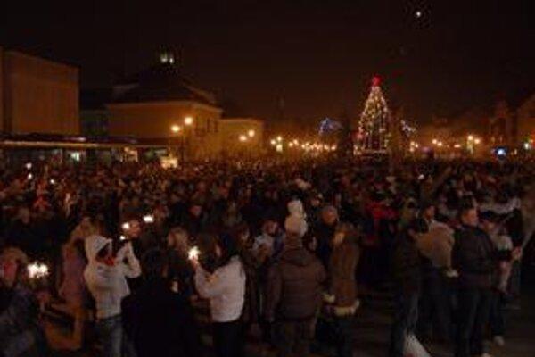 Silvestrovské oslavy. Okrem Kráľovského Chlmca a Veľkých Kapušian ich tento rok organizujú veľké aj malé mestá Zemplína.