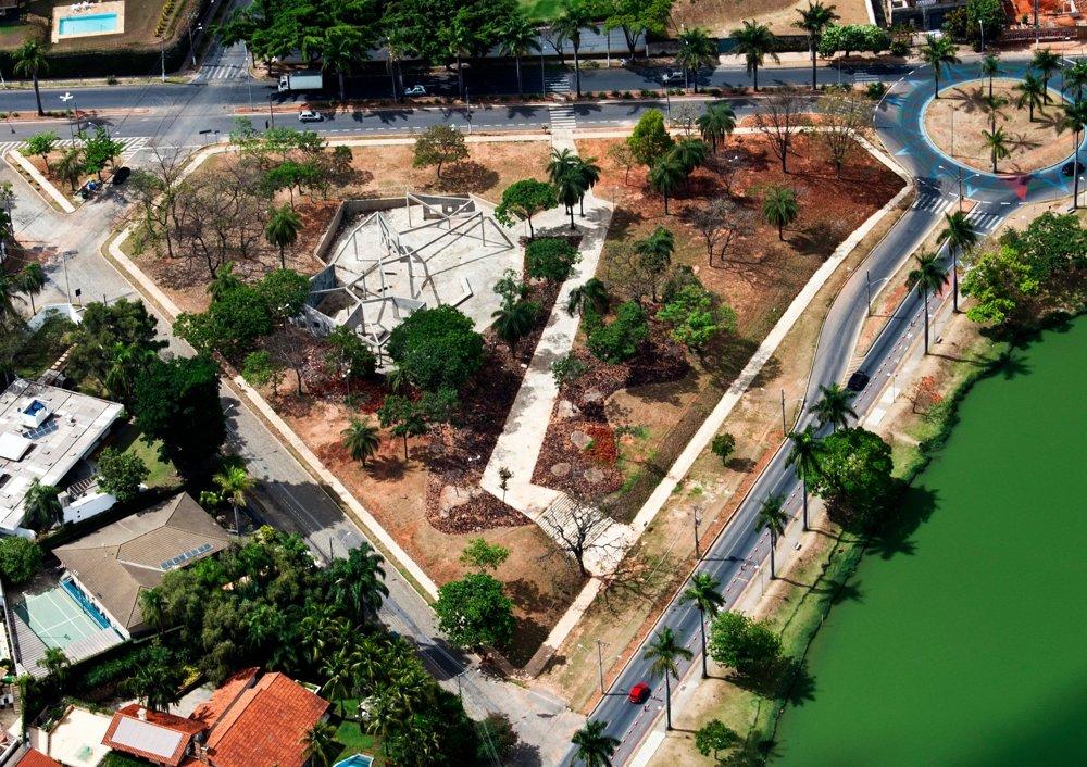 Architektonický komplex Pampulha, Brazília