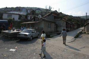 Osada v Richnave. Už aj v minulosti tu dochádzalo k podobným incidentom.