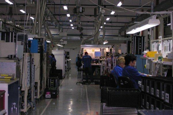 Panasonic po 14 rokoch výroby v Krompachoch končí.