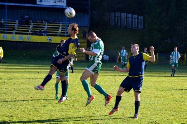 Kvalitné spišské derby. Súboj Rudňancov s Vlašanmi ponúkol kvalitný štvrtoligový futbal a veľa gólov.