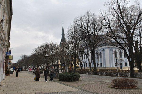 Spišská Nová Ves. Zadĺženosť mesta ja na úrovni 12 percent.
