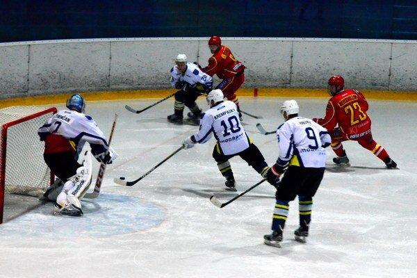 Šesť gólov na zápas. To je tohtosezónna norma Spišiakov v súbojoch s Michalovčanmi.