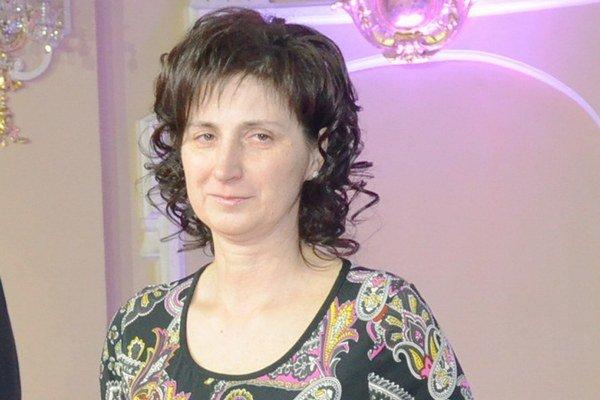 Milada Petková. Trénerka roka 2014.