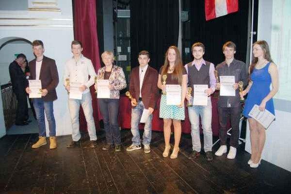 Základ je mládež. V Levoči najväčšie úspechy dosahujú mladí športovci.