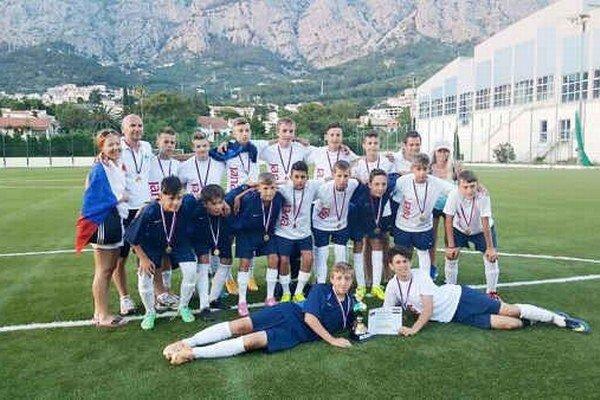 Od Jadranu s víťazstvom. Spišskonovoveskí futbalisti na medzinárodnom turnaji v Chorvátsku dominovali.