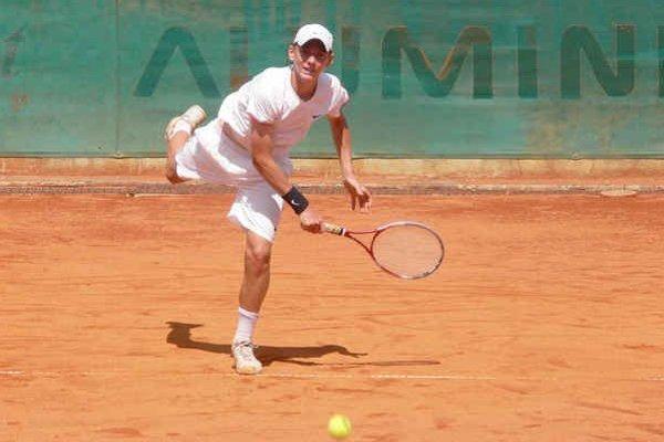 Lukáš Klein. Vo francúzskom La Rochelle vybojoval titul majstrov Európy do 18 rokov.