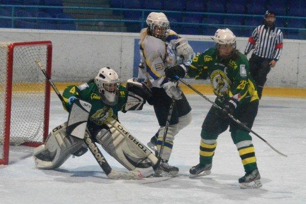 Šesťgólová generálka. Hokejistky ladili formu na blížiacu sa Ligu majstrov s Prešovom, ktorý zdolali o päť gólov.