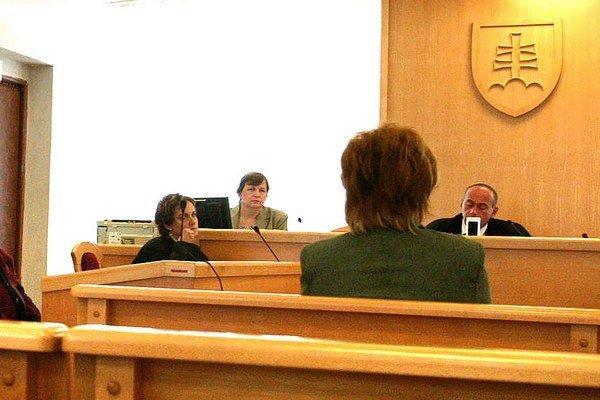 Súd rozhodoval o ďalšom prípade rodinnho násilia.
