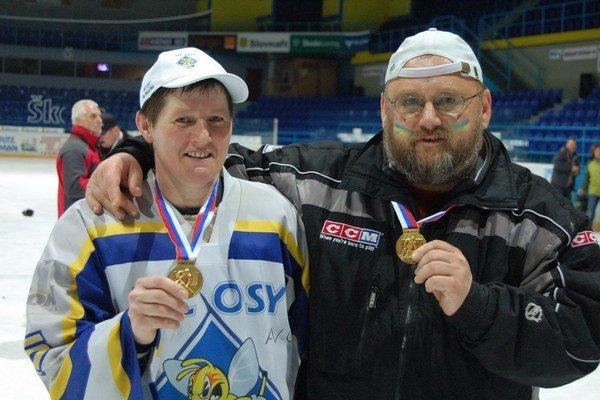 Tréner oslovil Beátu. Do zostavy HC Osy sa opäť vrátila legenda ženského hokeja na Spiši Beáta Beníková.