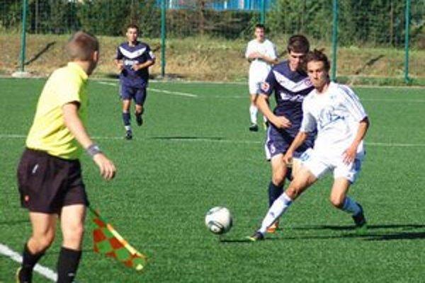 Predposledné kolo. Mládežníci FK Spišská Nová Ves ešte majú pred sebou jedno jesenné kolo.