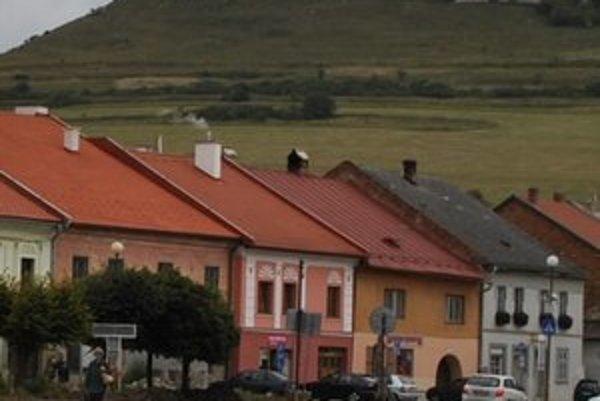 Spišské Podhradie. Mesto odkupuje domy.