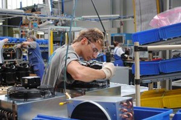 V závode Embraco vyrábajú kompresory