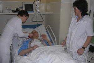 Nemocnici by mali pribudnúť nové priestory.
