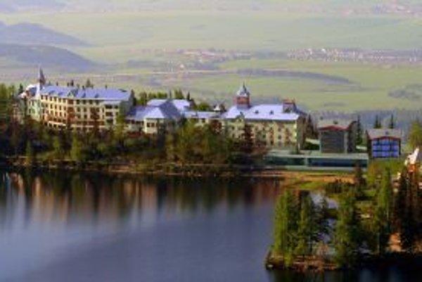 Grand Hotel Kempinski Hotel HighTatras