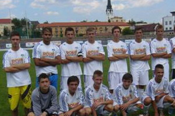 Mladší dorastenci FK Sp. Nová Ves. Ani tri góly nestačili mladším dorastencom na plný bodový zisk v Lipanoch.