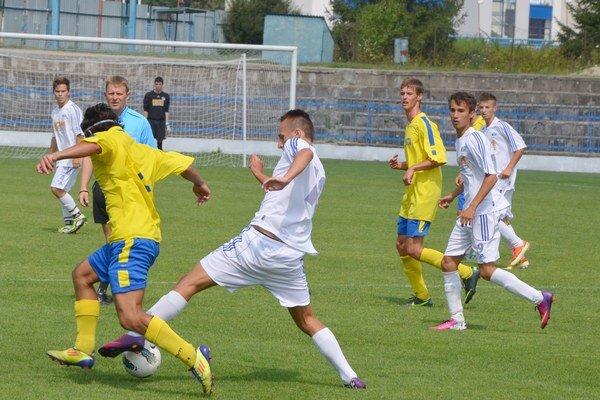 Ani Sabinov neskóroval. Starší dorastenci nezaváhali na svojom trávniku proti Sabinovu a stále ešte neinkasovali ani gól.