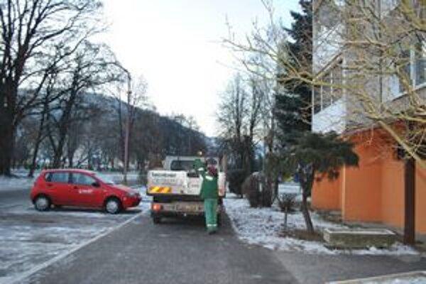 Odpady. Mesto za zber a zneškodňovanie každým rokom dopláca.