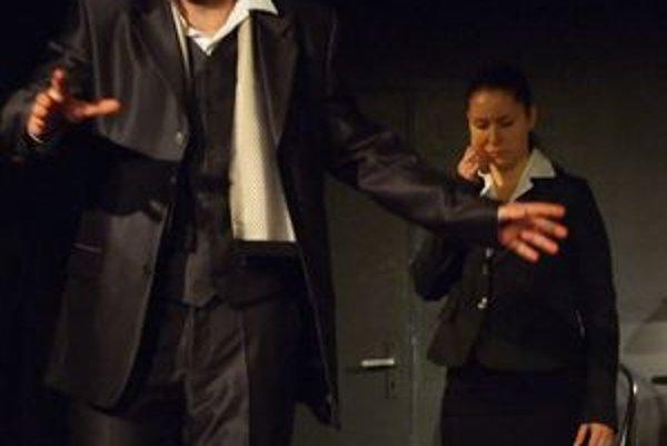Don Juan v pekle. V hlavných úlohách sa predstavia Pavol Pivko a Daniela Švolíková.