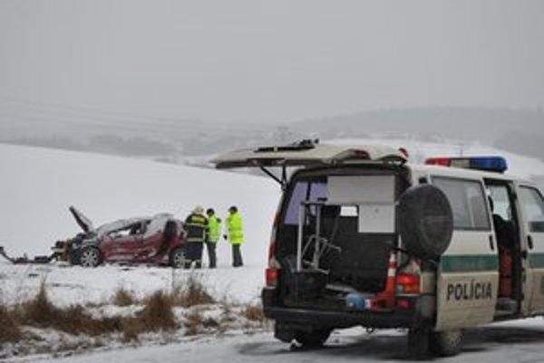 Pod každú druhú dopravnú nehodu sa podpíše neprimeraná rýchlosť.