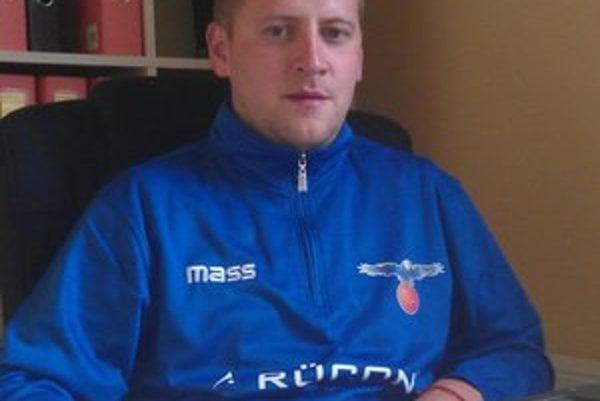 Róbert Šimkuľák. S menami súperiek v európskej súťaži je manažér ŠKBD Rücon Spišská Nová Ves spokojný.