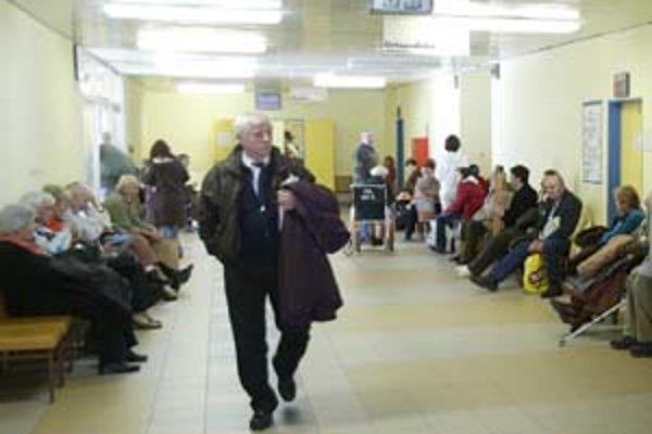 Ministerstvo zdravotníctva chce prostredníctvom odporúčacích lístkov znížiť návštevu pacientov