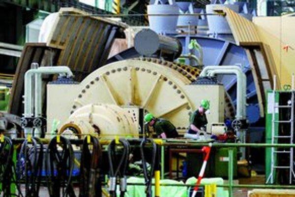O výstavbu nového jadrového reaktora prejavili predbežne záujem viaceré svetové energetické spoločnosti. Do prevádzky by mal byť spustený v rokoch 2020 až 2025.