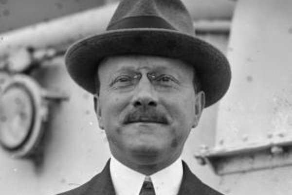André Gustave Citroën.