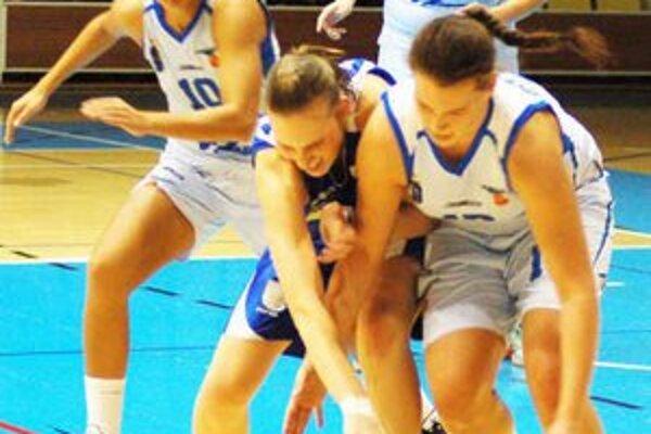 Dobrý basketbal. S Piešťanmi to môže byť zajtra zaujímavý ženský basketbal.