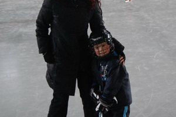 Jakub Kišidaj. Keď vyrastie, chcel by sa stať hokejistom.